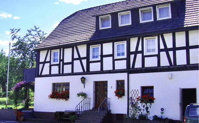 Why don't most Germans buy their homes