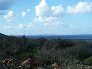 Level Plot with Sea Views - EAST CRETE
