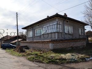 Bargain property in Bulgaria with inside shower and WC