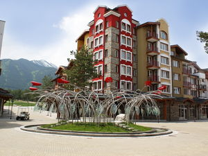 1 BED luxurious apartment in Pirin Golf and Country Club