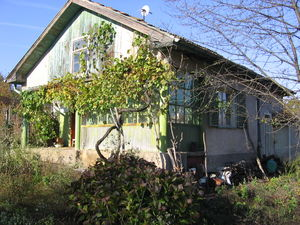 Old villa with nice views and big yard located near forest