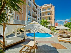 One-Bedroom apartment in Aphrodite III complex, Sunny Beach
