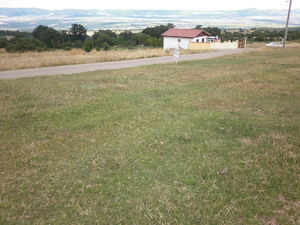 Nice plot of land with great views suitable for construction