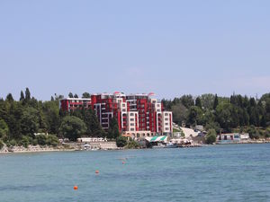 Luxury 1-bedroom apartment with Sea view in Rich I Nessebar