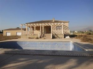 ID3589 NEW Country Villa + Guest House 5 bed Catral