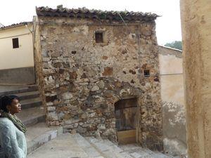 sh 532 town house, Caccamo, Sicily