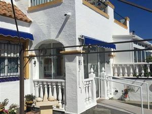 ID3625 Quad Villa Disabled Adapted 2 bed Orihuela Costa