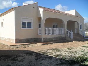 ID3634 NEW Country Villa 3 bedrooms Aspe, Costa Blanca