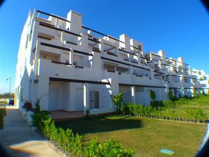 ID3640 Corner Apartment 2 bedrooms Las Terrazas Golf Roldan
