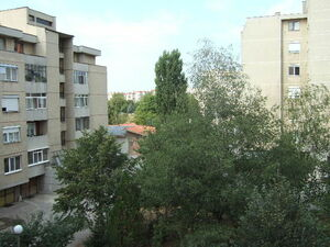 Big renovated flat with garage situated 50 km from Varna,BG