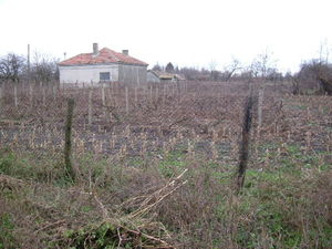 Regulated plot of land situated 20 km from the Black sea