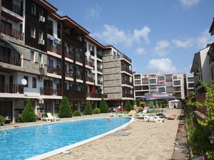 Studio with pool, mountain and SEA view for sale  Sveti Vlas