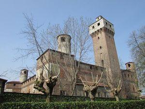 Castle in Italy - Castello Macello