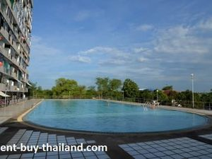 Condos for Rent Thailand - Pattaya Plaza apartments