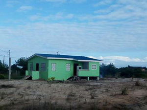 Two bedroom house in Ladyville, Belize