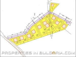 Large plot of building land in Sofia City outskirts