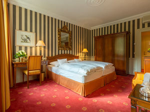 Four star hotel in Baden-Baden.