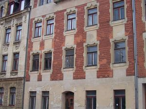 Building in Plauen