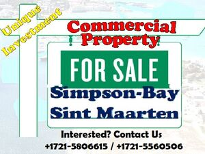 UNIQUE INVESTMENT OPPORTUNITY COMMERCIAL PROPERTY FOR SALE