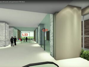 Commercial space L33 P=78,58 sq.m on the 2nd floor!