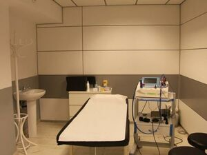 Premises rented by a medical Wellness centre in Barcelona.