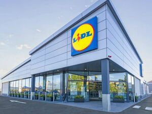 The building is rented to Lidl supermarket.
