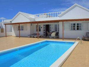 Fabulous Detached Villa In Lanzarote