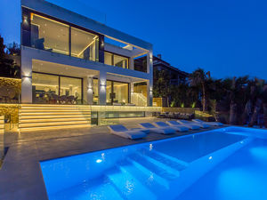 Luxury Villa, with fantastic views on Mallorca.