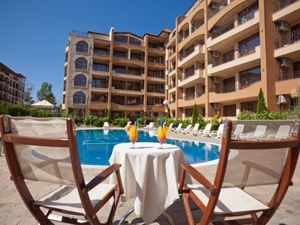 Big 1-bedrooom apartment in Pacific 2, Sunny Beach