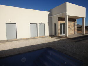 ID4139 NEW Villa 3 bed, pool. Hondon Valley, Costa Blanca