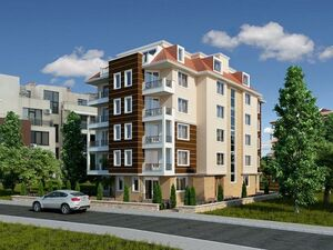 1-bedroom apartment in Viola 2, Nessebar 150 m to the sea