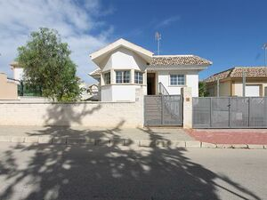 ID4147 Excellent Detached Villa 3 bed Fortuna, Murcia