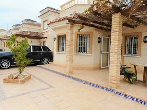 ID4153 Villa 3 bed El Raso Guardamar, Costa Blanca