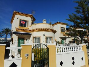 ID4154 Villa 3 bed El Raso, Guardamar, Costa Blanca