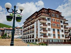 Newly built studio, 34 sq.m., St. Vlas, 250 m to the sea