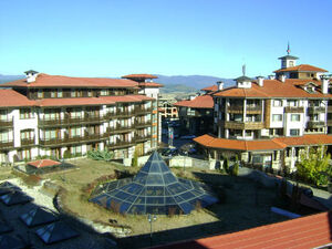 Furnished 1 bedroom apartment in Emerald complex, Bansko