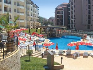 2 BED modern apartment in Sunny beach, near the sea