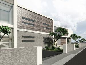 Plot with Plans and Permits for a Three Bedroom Villa