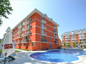 2 BED newly built apartment in Sunny beach