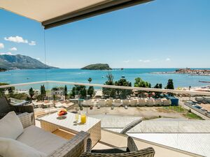 Lux, One bedroom apartment 58m2 Tre Canne Budva