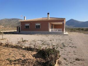 ID4173 Country House 3 bed Hondon Valley, Costa Blanca