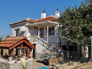 Fully renovated and furnished Bulgarian house 13 km Elhovo