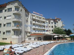 One furnished apartment in Prestige City 1, Sunny Beach