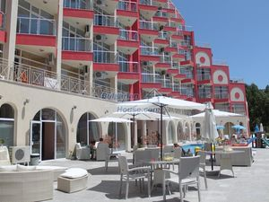 Furnished one bedroom apartment in Rose Garden Sunny Beach