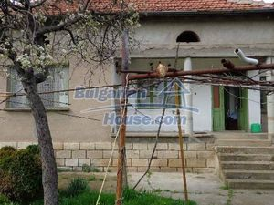 Cheap Bulgarian house for sale near Montana nearby river