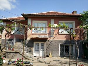 Village home for sale in Stara Zagora region with big garden