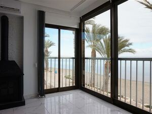 ID4191 Renovated BEACH FRONT Apartment 2 bed Costa Calida