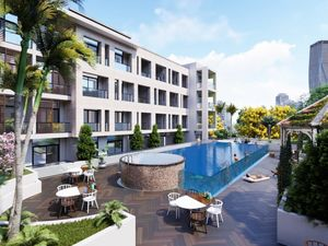 5 Star Luxury Apartments - From Just £8500 Cash Needed