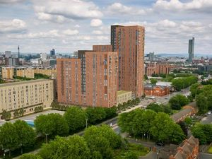 Regent Plaza, Apartments for sale in Manchester