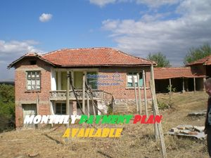 very cheap house for sale in Tenevo village, Yambol